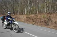 友人のバイク