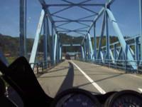 どこかの鉄橋