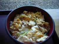会津地鶏丼