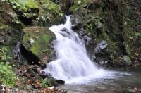 小さめの滝