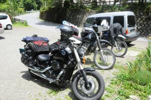 本日のバイク