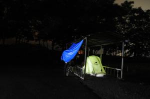 宮の前公園キャンプ場