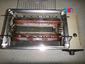 付属品使用モード その2:串焼き