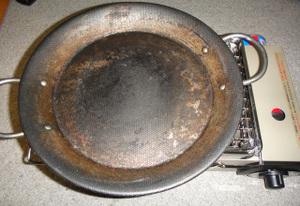 応用その2:パエリア鍋