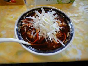 坦々麺大辛