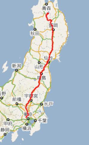 2011/06/04ルートマップ