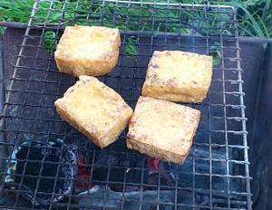 八海豆腐の生揚げ
