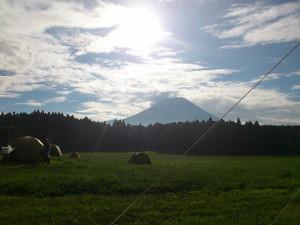 富士山綺麗