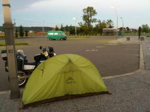 ゲリラキャンプ
