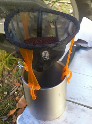 GSI OUTDOORのコーヒーフィルター