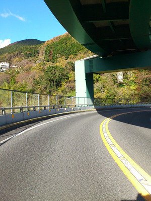 天城ループ橋