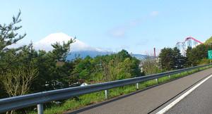 富士山&富士急ハイランド