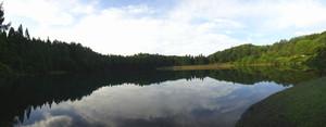 湖北東側より、南西側へ