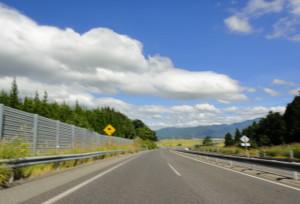 磐越道の景色は綺麗