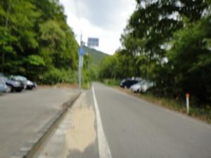 新潟県に入った