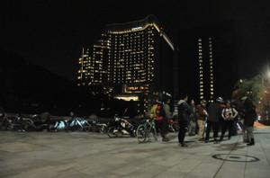 和田倉公園交差点