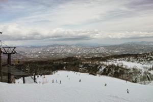 草津国際スキー場風景@SIGMA DP1 Merrill