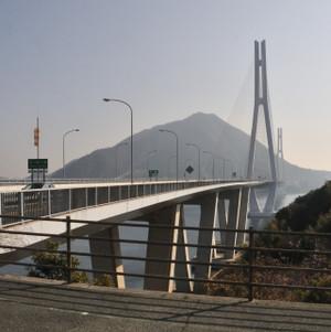 多々羅大橋全景