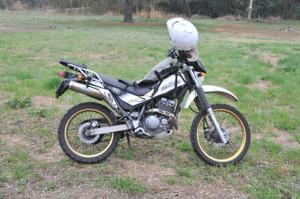 ストライクさんのバイク