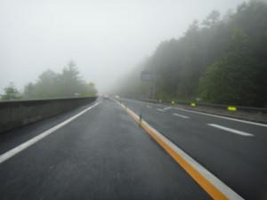 東富士有料道路須走IC付近