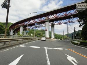 東名酒匂川橋(谷峨高架橋)