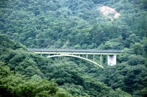 不動滝橋?