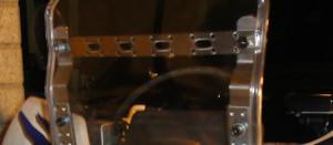 ジョイントプレート290mmの組み付け