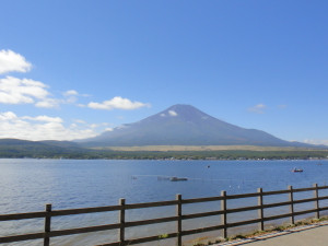 綺麗な富士山!
