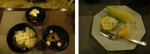 留め椀&デザート